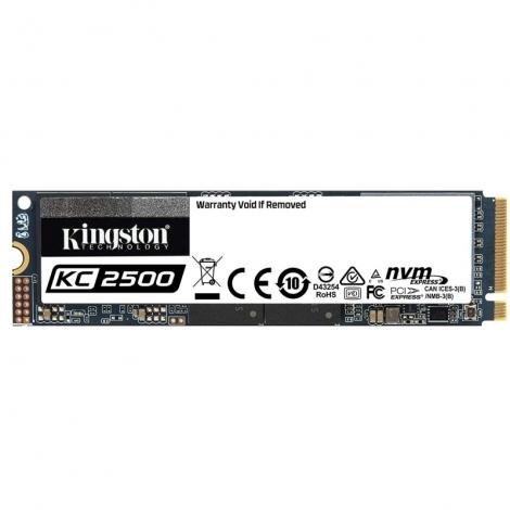 Disco SSD M.2 Nvme 500GB Kingston KC2500 2280
