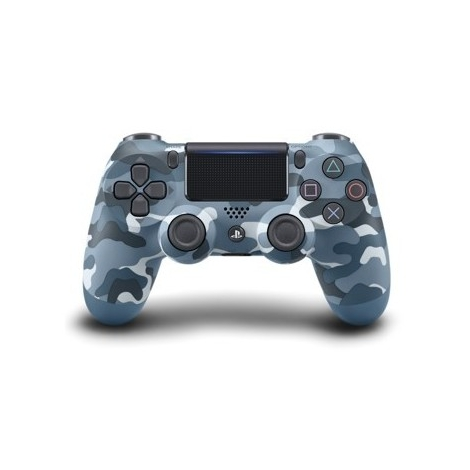 Mando PS4 Sony Dualshock4 Blue Camouflage