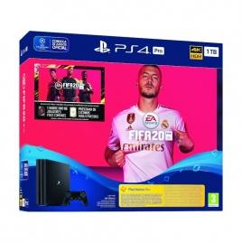 Consola Sony PS4 PRO 1TB + Fifa 20