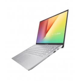 """Portatil Asus Vivobook S412FJ-EK264T CI5 8265U 8GB 256GB SSD MX230 2GB 14"""" FHD W10 Silver"""