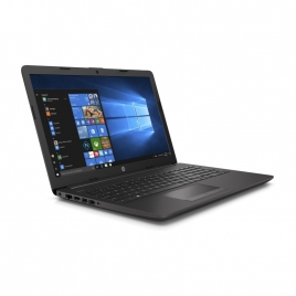 "Portatil HP 250 G7 CI3 8130U 8GB 256GB SSD 15.6"" HD Dvdrw W10 Black"