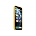 Funda iPhone 11 PRO Apple Leather Case Citric Yellow