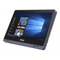 """Portatil 360 Asus Vivobook Flip TP202NA-EH012TS CEL N4200 4GB 64GB 11.6"""" HD Tactil W10 Grey"""