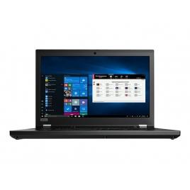 """Portatil Lenovo Thinkpad P53 CI7 9850H 16GB 512GB SSD 15.6"""" FHD W10P"""