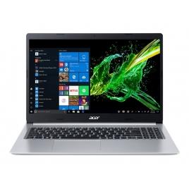 """Portatil Acer Aspire 5 A515-54-73GE CI7 10510U 8GB 512GB SSD 15.6"""" FHD W10 Silver"""