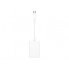Adaptador Apple USB-C a Lector Tarjeta SD
