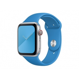 Correa Apple 44MM Sport Band Surf Blue