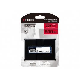 Disco SSD M.2 Nvme 500GB Kingston A2000 2280