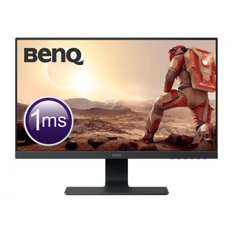 """Monitor Benq 24.5"""" FHD GL2580H  1920X1080 1ms VGA DVI-D HDMI Black"""