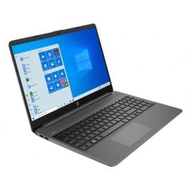"""Portatil HP 15S-FQ1137NS CI3 1005G1 8GB 256GB SSD 15.6"""" HD W10 Grey"""