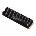 Disco SSD M.2 2TB Western SN750 Black 2280 + Disipador
