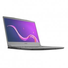 "Portatil Msi Creator 15M CI7 9750H 16GB 1TB SSD GTX1660 ti 6GB 15.6"" FHD Freedos Grey"