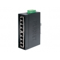 Switch Planet IP30 Slim 10/100 8 Puertos Industrial