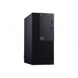 Ordenador Dell Optiplex 3070 MT CI5 9500 8GB 256GB SSD Dvdrw W10P