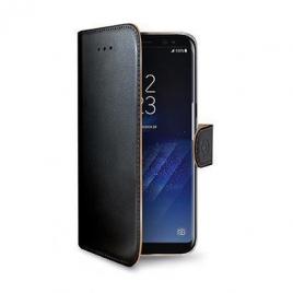 Funda Movil Celly Wally Black para Samsung Galaxy S8