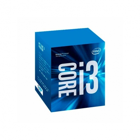 Microprocesador Intel Core I3 7100 3.90GHZ Socket 1151 3MB Cache Boxed