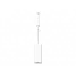Adaptador Apple Thunderbolt a Gigabit Ethernet