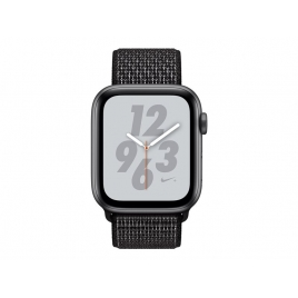 Apple Watch Nike+ Serie 4 GPS + 4G 40MM Space Grey Aluminium + Correa Nike Sport Loop Black