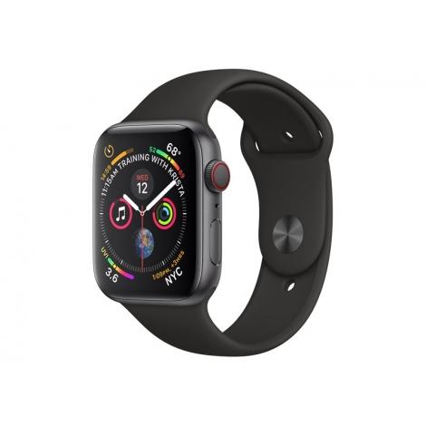 Apple Watch Serie 4 GPS + 4G 40MM Space Grey Aluminium + Correa Sport Black