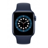 Apple Watch Serie 6 GPS + 4G 44MM Blue Aluminium + Correa Sport Deep Navy