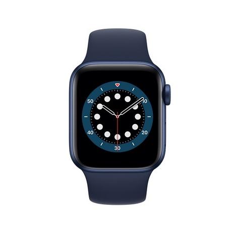 Apple Watch Serie 6 GPS 40MM Blue Aluminium + Correa Sport Deep Navy
