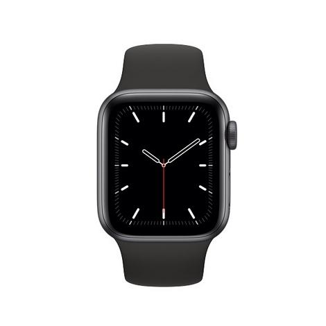 Apple Watch Serie se GPS + 4G 40MM Space Gray Aluminium + Correa Sport Black