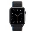Apple Watch Serie se GPS + 4G 44MM Space Gray Aluminium + Correa Sport Loop Charcoal