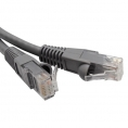 Cable Kablex red RJ45 CAT 6 10M Grey