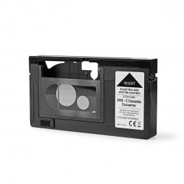 Conversor de Cintas Nedis VHS-C