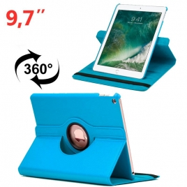 Funda Tablet Cool Rotate 360 Light Blue para iPad AIR / AIR 2 / 2017 / 2018 / PRO 9.7""