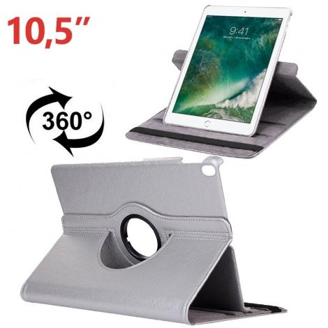 Funda Tablet Cool Rotate 360 Silver para iPad PRO 10.5 / AIR 2019