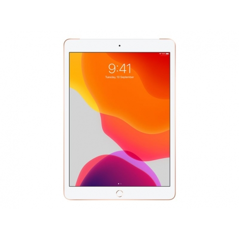 """iPad Apple 2019 10.2"""" 32GB WIFI + 4G Gold"""