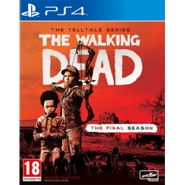 Juego PS4 THE Walking Dead: Temporada Final