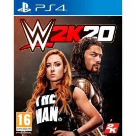 Juego PS4 WWE 2K20