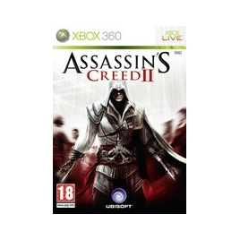 Juego Xbox 360 Assassin's Creed II