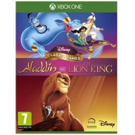Juego Xbox ONE Disney Classic: Aladdin Y el REY Leon
