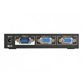 Multiplexor Startech VGA 2 Monitores Amplificador