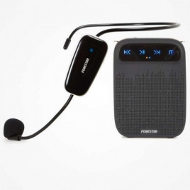 Amplificador Portatil Fonestar Wireless ALTA-VOZ-W30