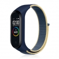 Correa Cool para Xiaomi mi Band 3 / mi Band 4 Loop Nylon Blue