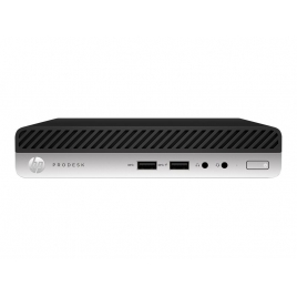 Ordenador HP Prodesk 400 G5 Mini CI5 9500T 8GB 256GB SSD W10P