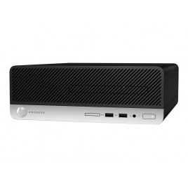 Ordenador HP Prodesk 400 G6 SFF CI5 9400F 8GB 256GB SSD R7 430 2GB Dvdrw W10P