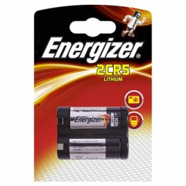 Pila Litio Energizer 2CR5