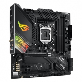 Placa Base Asus Intel ROG Strix Z490-G Socket 1200 Matx Grafica DDR4 Sata6 Glan USB 3.2 WIFI