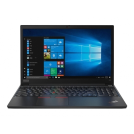 "Portatil Lenovo Thinkpad E15 CI7 10510U 16GB 512GB SSD 15.6"" FHD W10P Black"