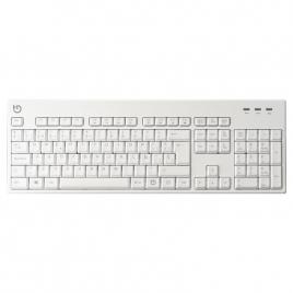 Teclado Hiditec Wireless K400 White