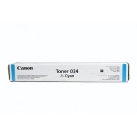 Toner Canon 034 Cyan MF810 C1120 C1200 7500 PAG