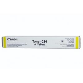 Toner Canon 034 Yellow MF810 C1120 C1200 7500 PAG