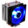 Ventilador CPU Deep Gaming Twister LED Socket 775/1150/1155/1200/Am2/Am3/Am4/Fm1