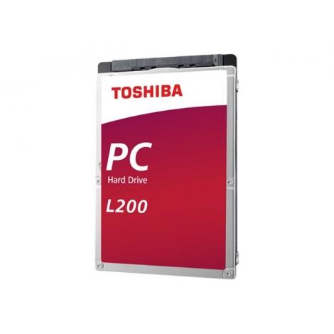 """Disco Duro 1TB 5400RPM Toshiba L200 2.5"""" Sata"""