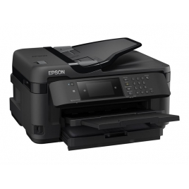 Impresora Epson Multifuncion Workforce WF-7715DWF 32PPM A3+ FAX WIFI USB LAN